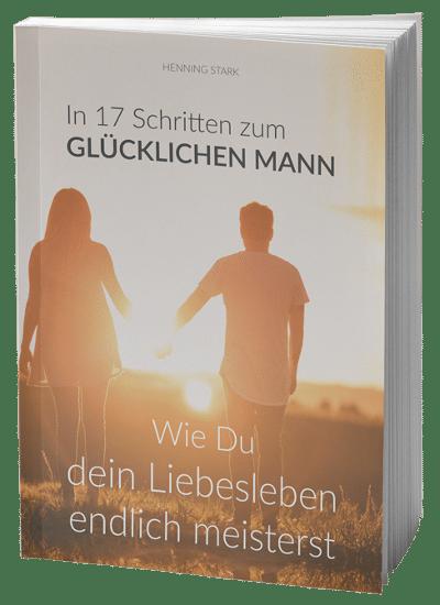 Attraktiver Mann - mein neues Buch