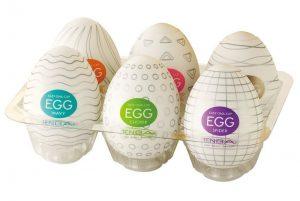 Gummimuschi zum Wegwerfen: Das Tenga Egg 6er-Set