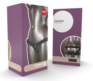 Fun Factory Strapon Harness Strap & Bound_Produktbild