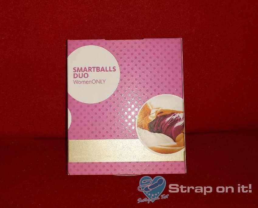 Liebeskugeln Test: Smartballs Duo der Fun Factory: Verpackung von vorne