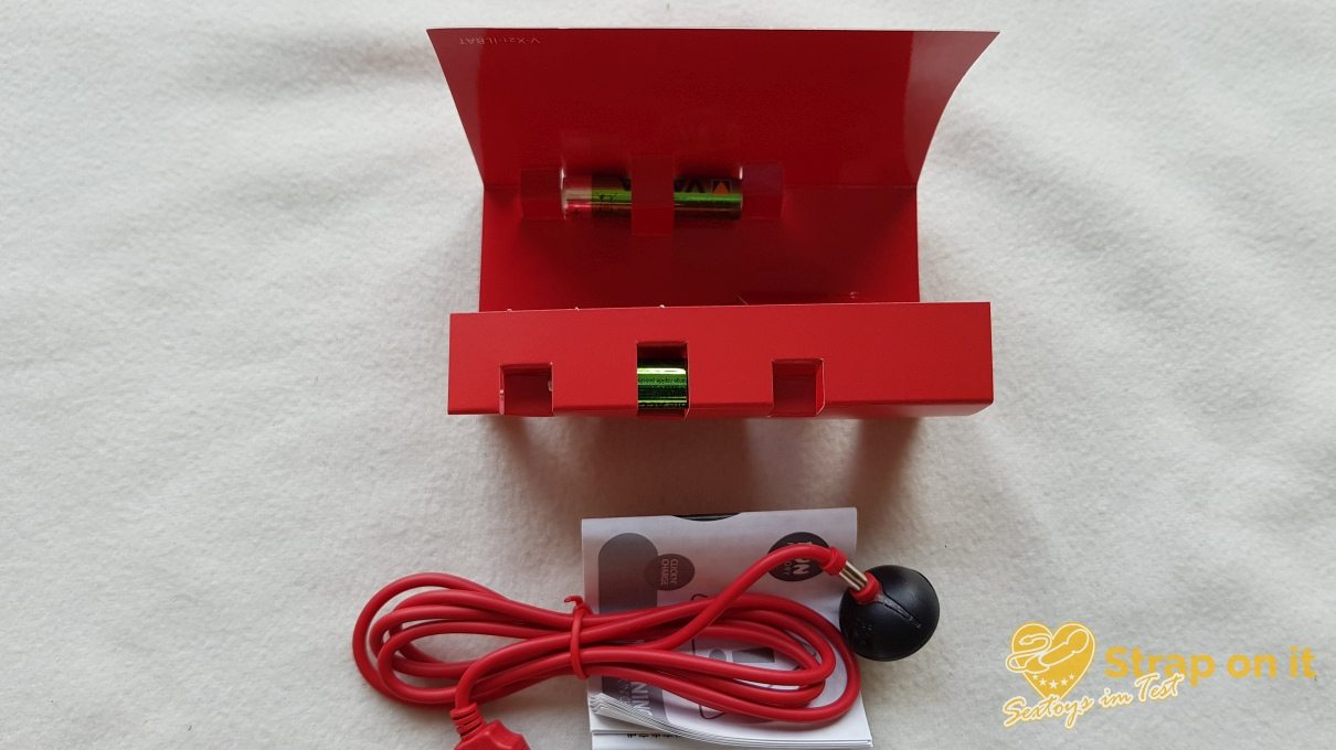 Fun Factory Vibrator Darling Devil: Hybrid Kit