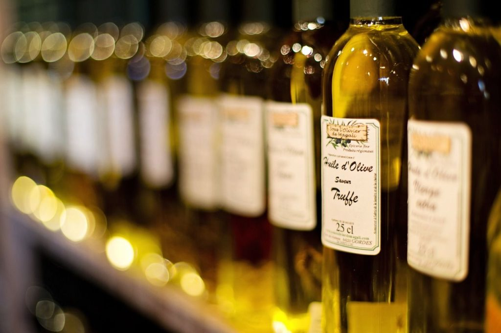 Kein guter Gleitgel Ersatz: Olivenöl