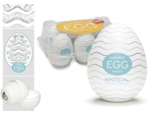 Tenga Egg Mastubator-Set
