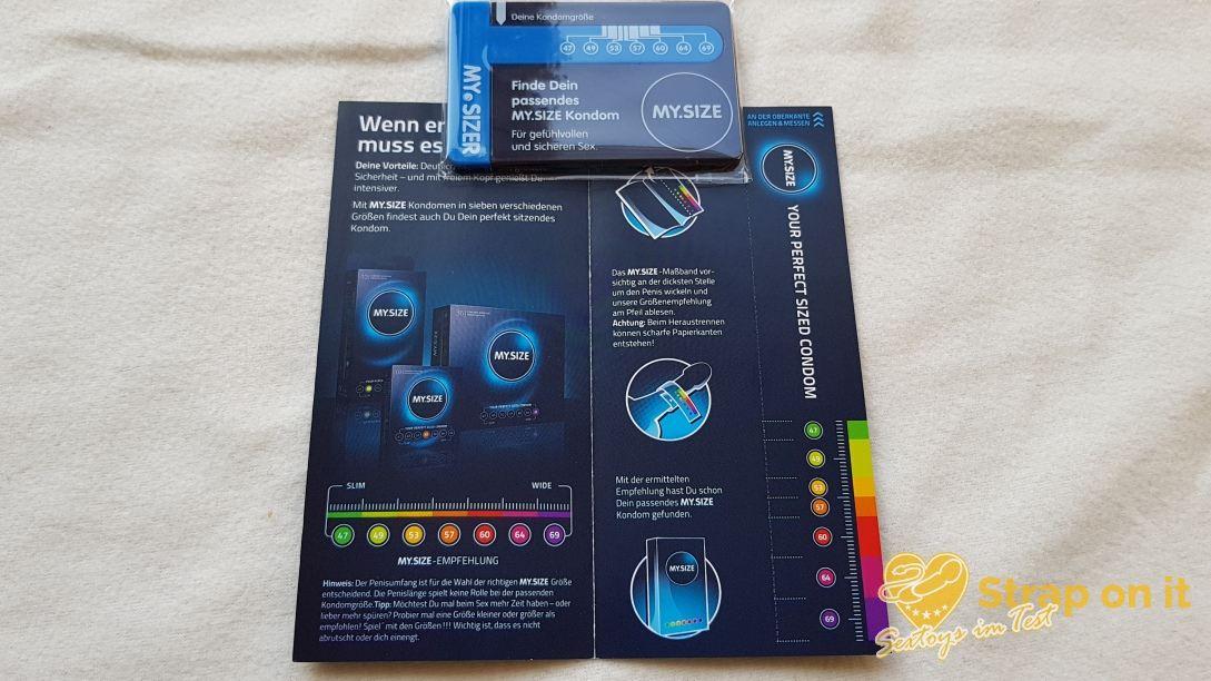 Mysize Kondome Test: Mysizer und Kondomguide