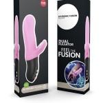 Pulsator Fun Factory Bi Stronic Fusion_Verpackung rosa