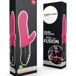 Pulsator Fun Factory Bi Stronic Fusion_Verpackung rot