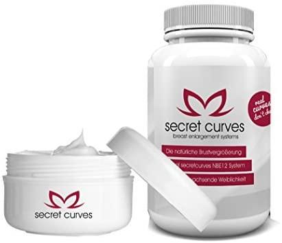 Secret Curves kapseln creme