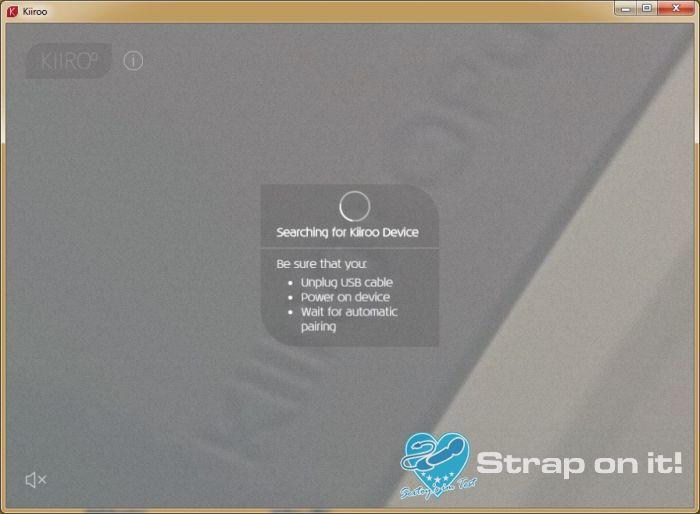 Teledildonics Kiiroo Onyx & Pearl USB Paring
